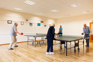 The Gallery Room at Burwell Community Sports Centre